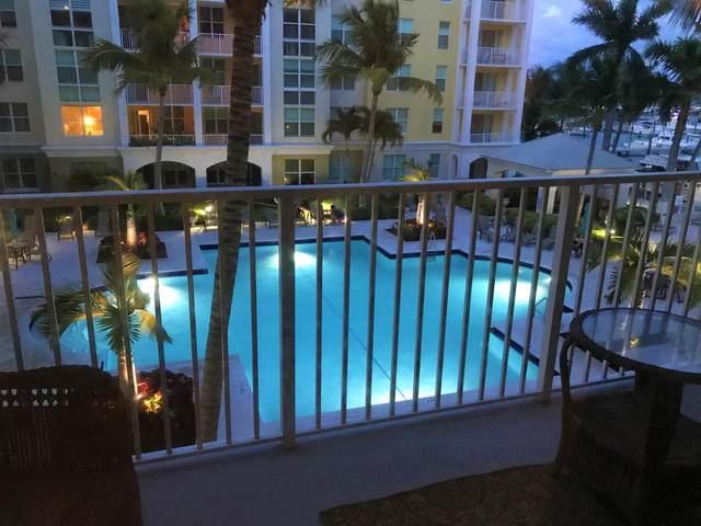 806 E Windward Way #318, Lantana, FL 33462 (MLS #RX-10628623) :: Berkshire Hathaway HomeServices EWM Realty