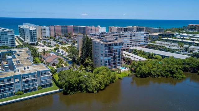 3581 S Ocean Boulevard 2A, South Palm Beach, FL 33480 (#RX-10628830) :: Baron Real Estate