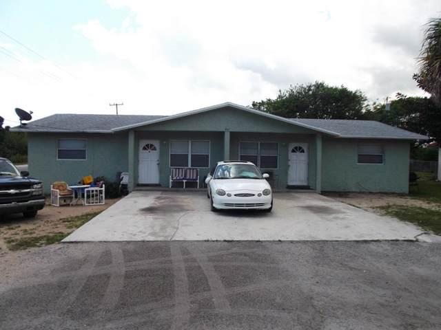 701 Revels Lane, Fort Pierce, FL 34982 (MLS #RX-10628889) :: Berkshire Hathaway HomeServices EWM Realty