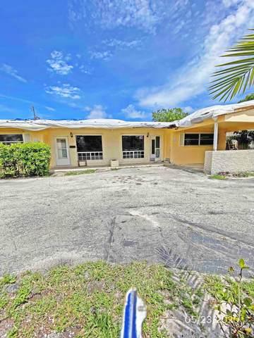 5130 NE 17th Terrace, Fort Lauderdale, FL 33334 (MLS #RX-10632503) :: Berkshire Hathaway HomeServices EWM Realty