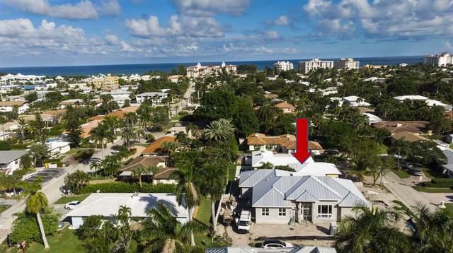 185 Lake Dr, Palm Beach Shores, FL 33404 (MLS #RX-10632917) :: Berkshire Hathaway HomeServices EWM Realty