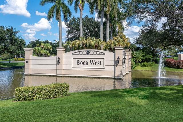 6890 Willow Wood Drive #208, Boca Raton, FL 33434 (#RX-10633047) :: The Power of 2 | Century 21 Tenace Realty