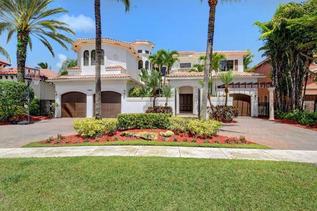 17662 Circle Pond Court, Boca Raton, FL 33496 (MLS #RX-10633346) :: Miami Villa Group