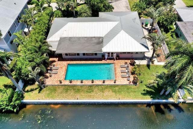 1018 Lake Shore Drive, Delray Beach, FL 33444 (MLS #RX-10633414) :: Berkshire Hathaway HomeServices EWM Realty