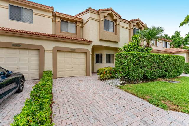 6763 Via Regina, Boca Raton, FL 33433 (MLS #RX-10634720) :: Berkshire Hathaway HomeServices EWM Realty
