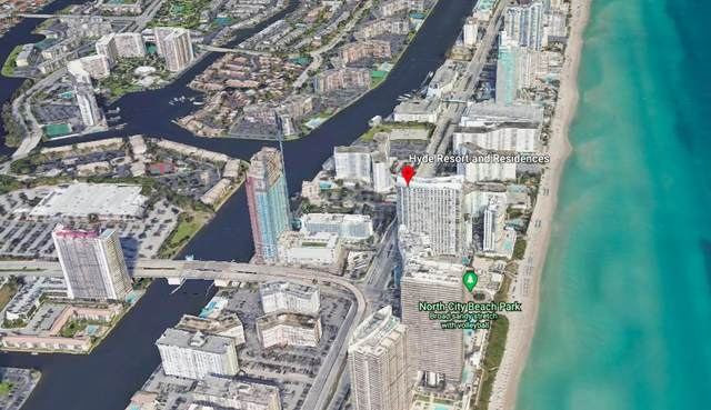 4111 S Ocean Drive #3208, Hollywood, FL 33019 (#RX-10638476) :: Ryan Jennings Group