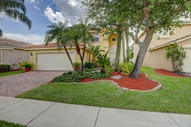 7343 Via Leonardo, Lake Worth, FL 33467 (#RX-10638515) :: Posh Properties