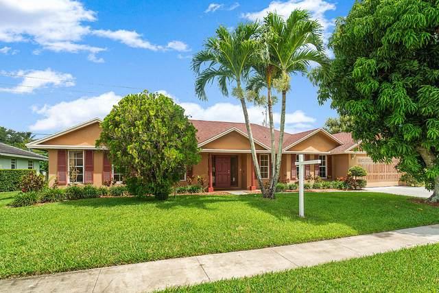 12744 Buckland Street, Wellington, FL 33414 (#RX-10638643) :: Ryan Jennings Group