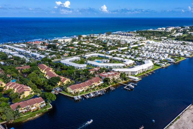 5604 N Ocean Boulevard, Ocean Ridge, FL 33435 (#RX-10640088) :: Ryan Jennings Group