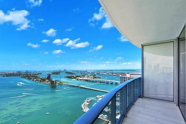 488 NE 18th Street #4215, Miami, FL 33132 (MLS #RX-10640306) :: Berkshire Hathaway HomeServices EWM Realty