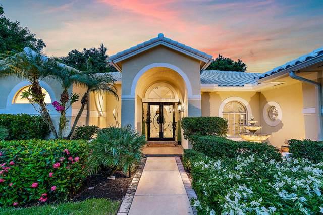 10720 Avenue Of The Pga, Palm Beach Gardens, FL 33418 (MLS #RX-10641449) :: Berkshire Hathaway HomeServices EWM Realty