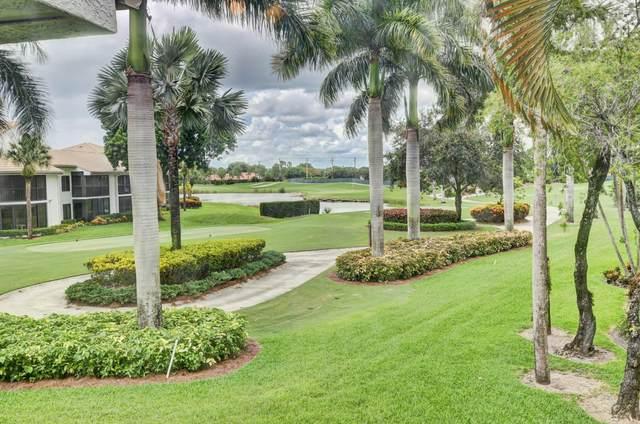 7581 Glendevon Lane #1407, Delray Beach, FL 33446 (MLS #RX-10643924) :: Berkshire Hathaway HomeServices EWM Realty