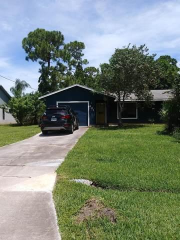 331 SE Fallon Drive, Port Saint Lucie, FL 34983 (#RX-10643938) :: Ryan Jennings Group