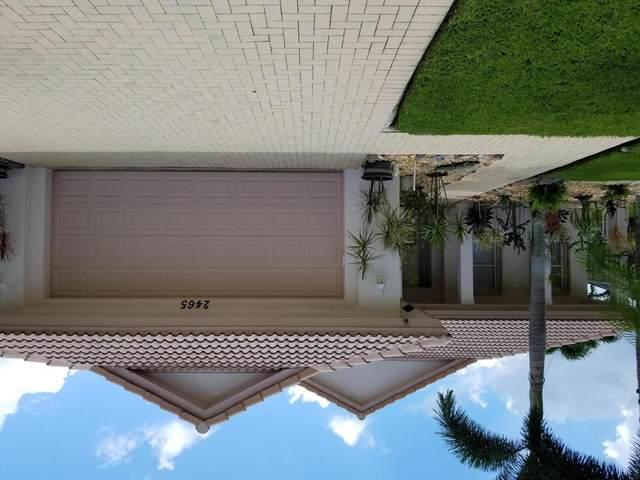 2465 Sailfish Cove Dr., West Palm Beach, FL 33411 (MLS #RX-10644832) :: Berkshire Hathaway HomeServices EWM Realty