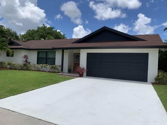 9111 Bedford Drive, Boca Raton, FL 33434 (MLS #RX-10645412) :: Castelli Real Estate Services