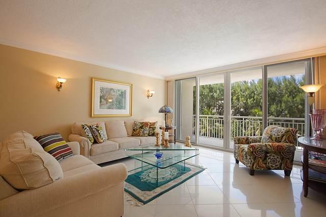 2780 S Ocean Boulevard #308, Palm Beach, FL 33480 (#RX-10646278) :: The Rizzuto Woodman Team