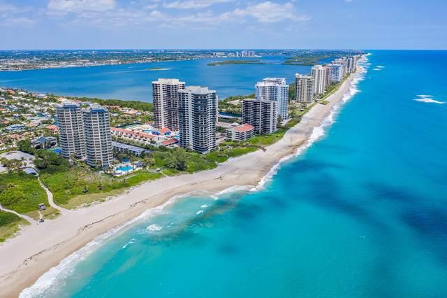 4100 N Ocean Drive #202, Singer Island, FL 33404 (#RX-10647366) :: The Power of 2 | Century 21 Tenace Realty