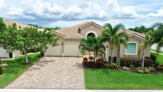 12246 Glacier Bay Drive, Boynton Beach, FL 33473 (MLS #RX-10647691) :: THE BANNON GROUP at RE/MAX CONSULTANTS REALTY I