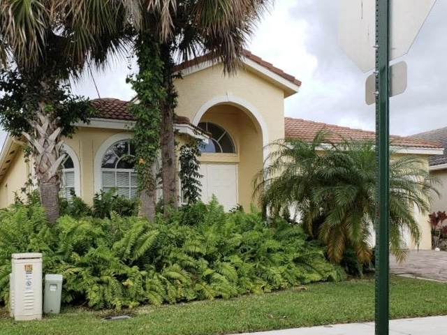 7315 Via Luria, Lake Worth, FL 33467 (MLS #RX-10647993) :: THE BANNON GROUP at RE/MAX CONSULTANTS REALTY I