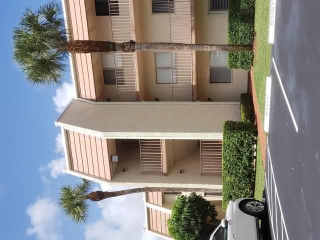 4100 Tivoli Court #101, Lake Worth, FL 33467 (MLS #RX-10649988) :: Berkshire Hathaway HomeServices EWM Realty