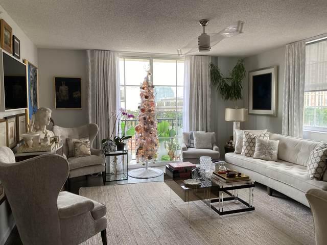 651 Okeechobee Boulevard #511, West Palm Beach, FL 33401 (#RX-10651471) :: Posh Properties