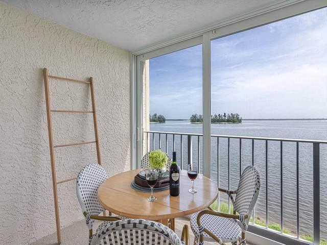 5926 River Run Drive #5926, Sebastian, FL 32958 (MLS #RX-10651616) :: Berkshire Hathaway HomeServices EWM Realty