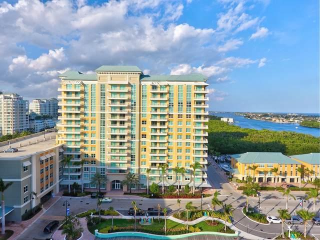 625 Casa Loma Boulevard #203, Boynton Beach, FL 33435 (#RX-10653258) :: Posh Properties