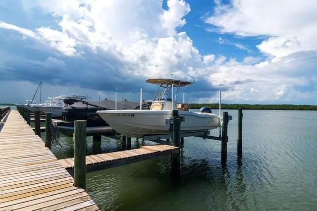 2446 Harbour Cove Drive, Hutchinson Island, FL 34949 (#RX-10654646) :: Ryan Jennings Group