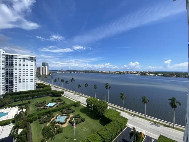 1801 S Flagler Drive #1204, West Palm Beach, FL 33401 (MLS #RX-10655780) :: Castelli Real Estate Services