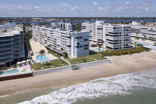3570 S Ocean Boulevard #407, South Palm Beach, FL 33480 (#RX-10655789) :: Posh Properties