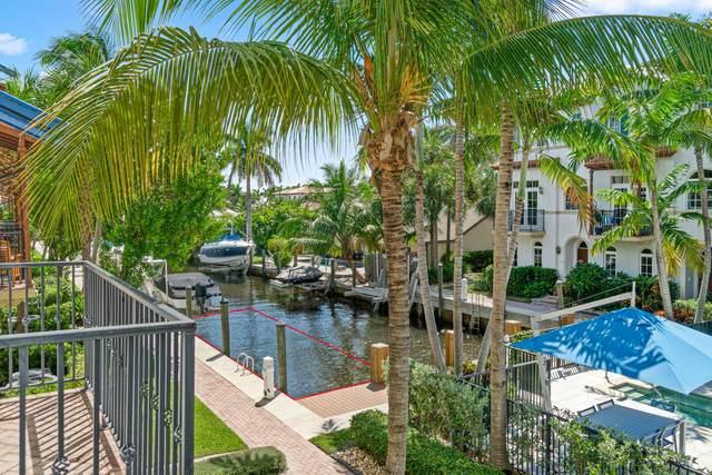 816 Virginia Garden Drive, Boynton Beach, FL 33435 (MLS #RX-10656385) :: Berkshire Hathaway HomeServices EWM Realty