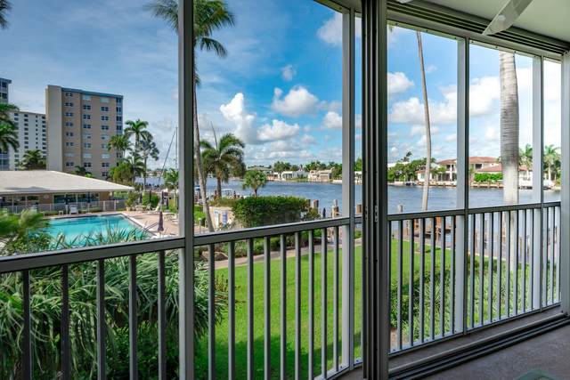 3212 S Ocean Boulevard 203-A, Highland Beach, FL 33487 (#RX-10656443) :: Posh Properties