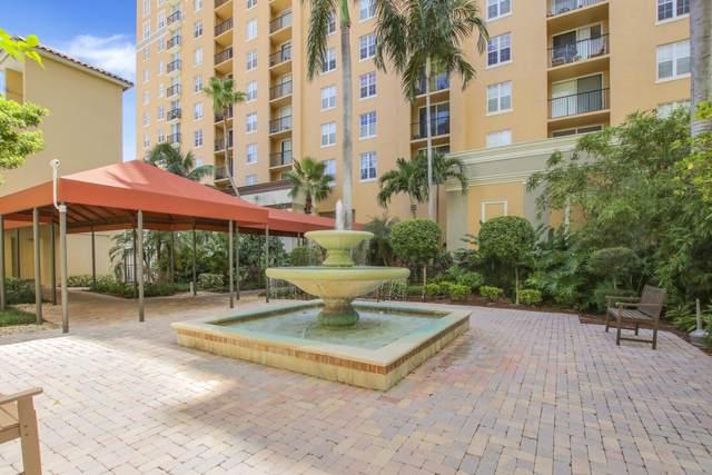 651 Okeechobee Boulevard #901, West Palm Beach, FL 33401 (#RX-10656492) :: Posh Properties