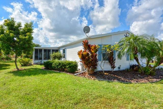 3821 Spatterdock Lane Lane, Port Saint Lucie, FL 34952 (MLS #RX-10657040) :: Berkshire Hathaway HomeServices EWM Realty