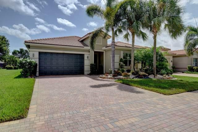 9841 Isles Cay Drive, Delray Beach, FL 33446 (MLS #RX-10657376) :: Berkshire Hathaway HomeServices EWM Realty