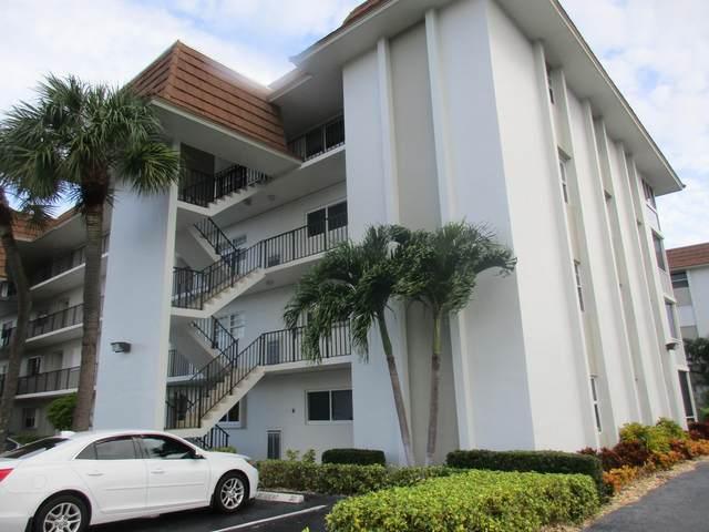 2936 Lake Shore Drive #110, Riviera Beach, FL 33404 (#RX-10658860) :: Posh Properties