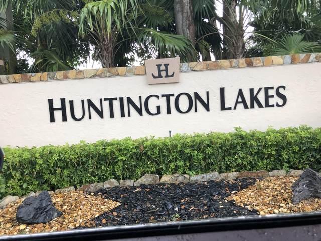 14475 Strathmore Lane #708, Delray Beach, FL 33446 (#RX-10659027) :: Posh Properties
