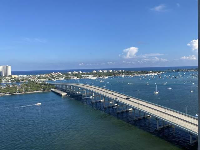2640 Lake Shore Drive #2011, Riviera Beach, FL 33404 (#RX-10659153) :: Posh Properties