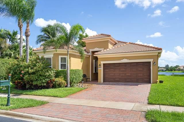 5678 Via De La Plata Circle, Delray Beach, FL 33484 (MLS #RX-10661749) :: Berkshire Hathaway HomeServices EWM Realty