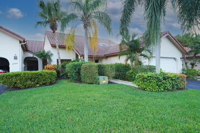 23407 Water Circle, Boca Raton, FL 33486 (#RX-10662540) :: Posh Properties