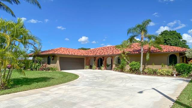 110 NE Naranja Avenue, Port Saint Lucie, FL 34983 (MLS #RX-10662812) :: Miami Villa Group