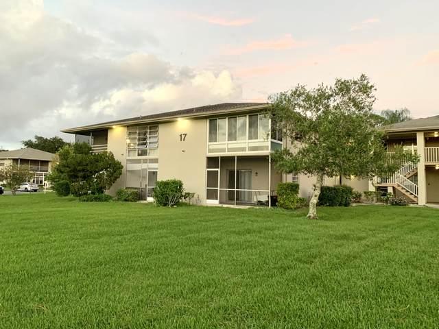 17 Lake Vista Trail #103, Port Saint Lucie, FL 34952 (#RX-10663643) :: Posh Properties