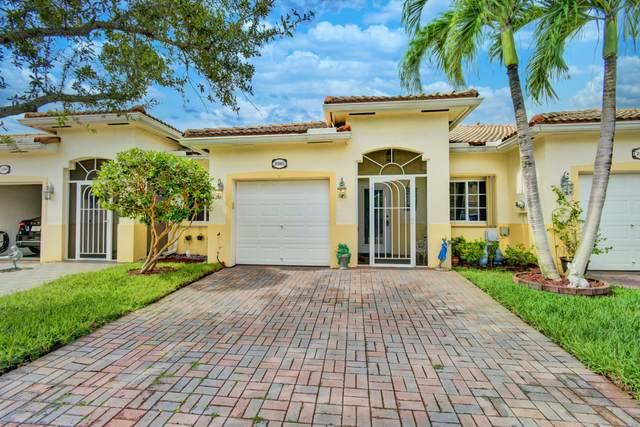 2393 Windjammer Way, West Palm Beach, FL 33411 (MLS #RX-10665044) :: Laurie Finkelstein Reader Team
