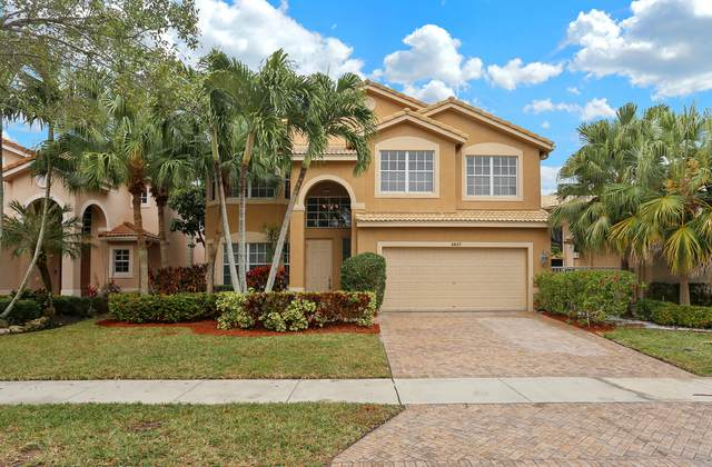4837 S Classical Boulevard, Delray Beach, FL 33445 (MLS #RX-10665217) :: THE BANNON GROUP at RE/MAX CONSULTANTS REALTY I