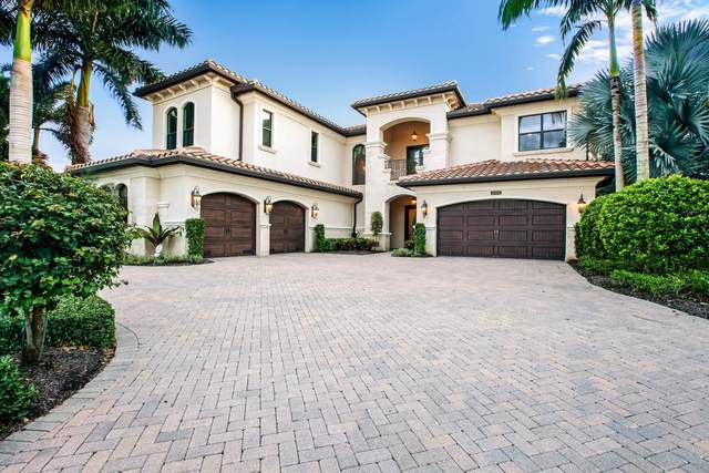 16799 Crown Bridge Drive, Delray Beach, FL 33446 (MLS #RX-10665230) :: The Jack Coden Group