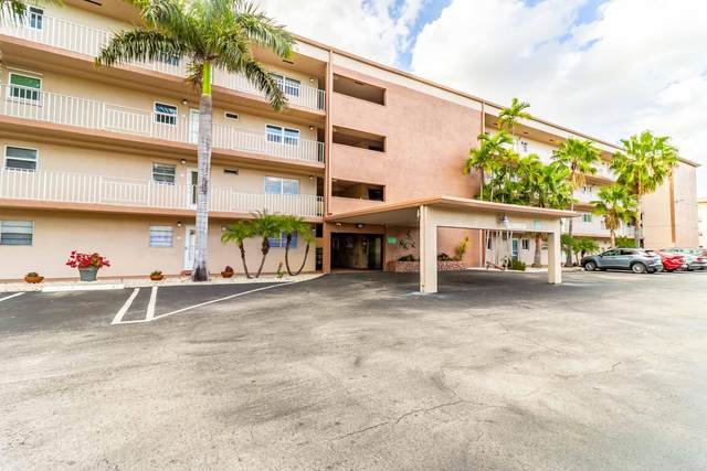 2615 NE 1st Court #407, Boynton Beach, FL 33435 (#RX-10665291) :: The Rizzuto Woodman Team