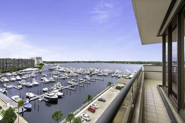 100 Lakeshore Drive #856, North Palm Beach, FL 33408 (#RX-10667066) :: The Rizzuto Woodman Team