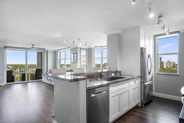 3594 S Ocean Boulevard #802, Highland Beach, FL 33487 (#RX-10667423) :: Posh Properties