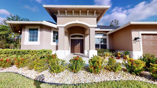 5409 NW Cromey Street, Port Saint Lucie, FL 34986 (MLS #RX-10667627) :: Miami Villa Group