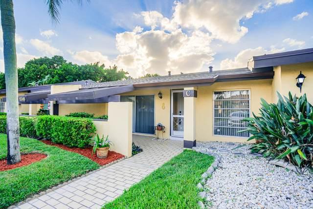 13749 Via Aurora C, Delray Beach, FL 33484 (MLS #RX-10667637) :: Berkshire Hathaway HomeServices EWM Realty